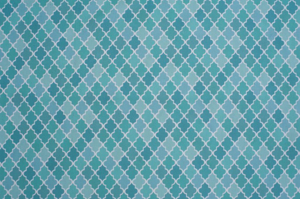 Estampado mosaico