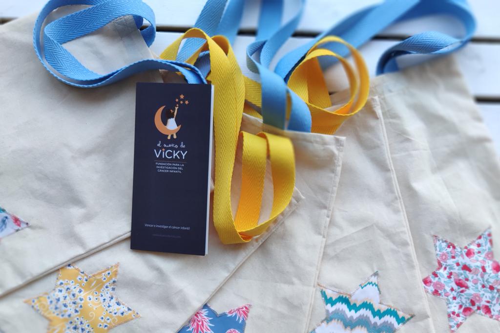 Bolsas solidarias, El sueño de Vicky
