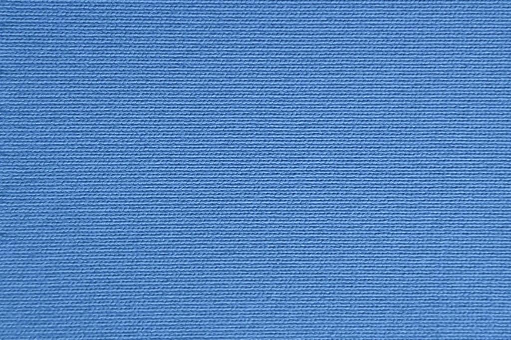 Estampado Lycra azul índigo