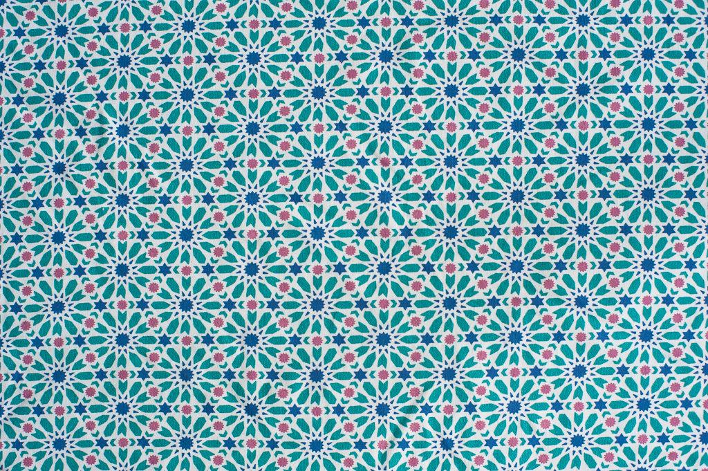 Estampado geométrica